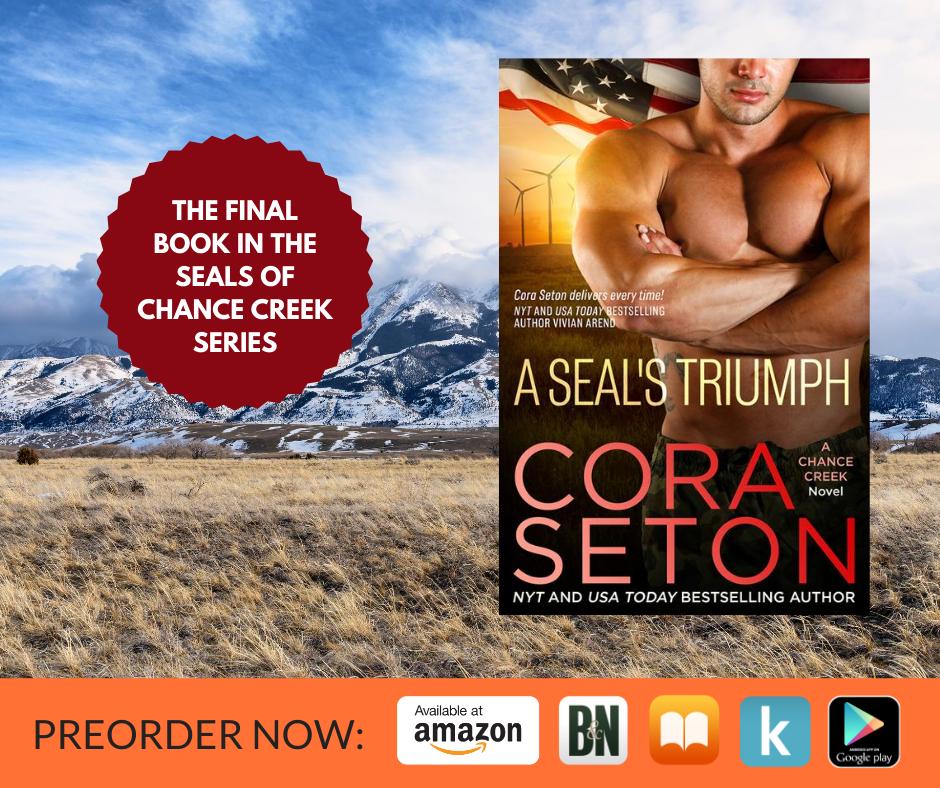 Preorder A SEAL's Triumph today