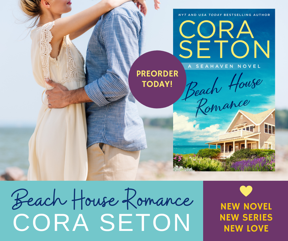 Coming this spring: An exciting new series from Cora Seton!